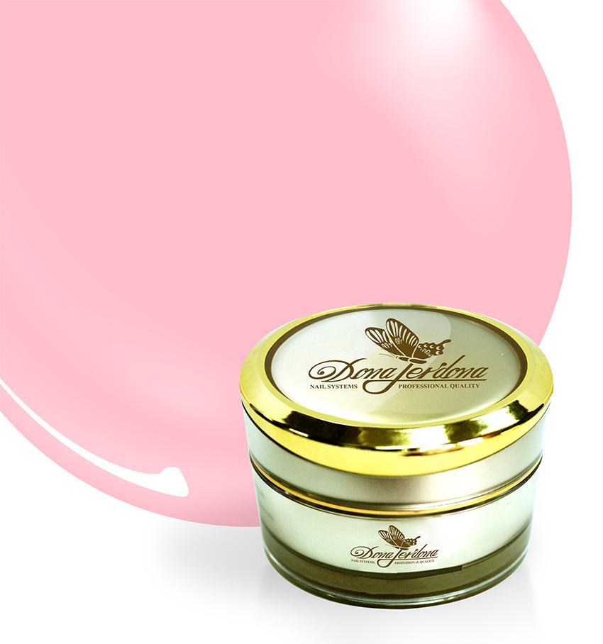 Гель-желе Dona Jerdona GEL-JELLY Натуральный розовый 15мл