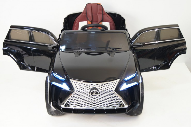Детский электромобиль Lexus Jiajia 8030119-2RLS-BLACK