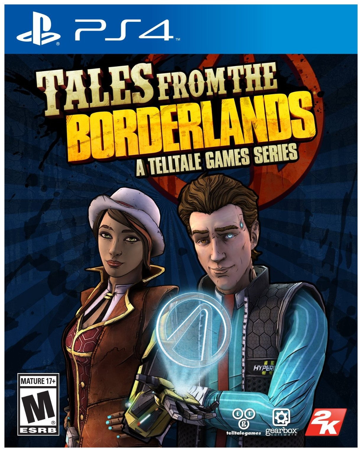 Игра Tales from the Borderlands для PlayStation 4