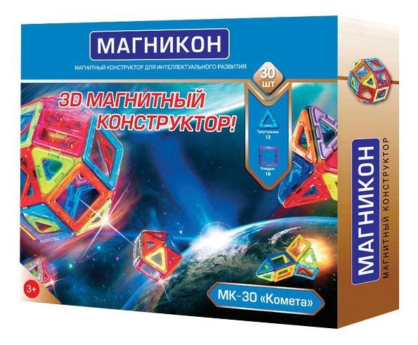 Конструктор магнитный Магникон Комета
