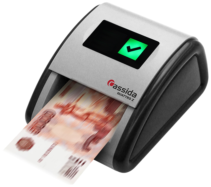 Детектор банкнот Cassida Quattro Z