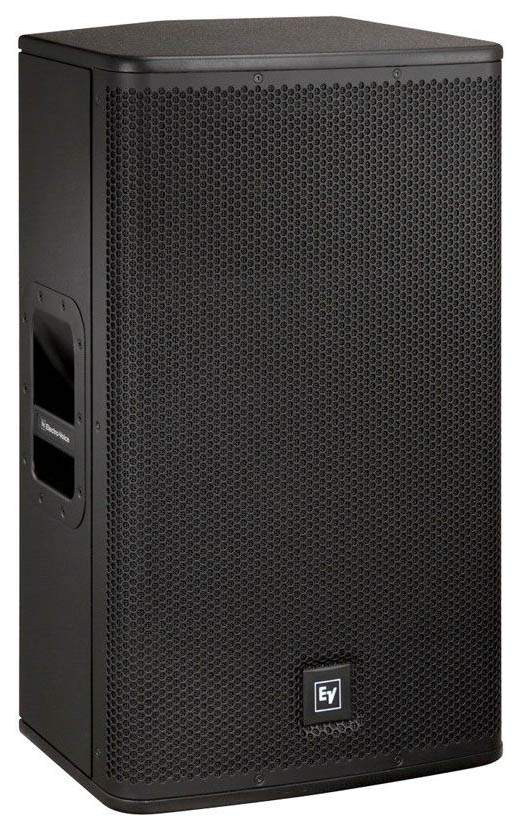 Активные колонки ELECTRO VOICE ELX115P Black
