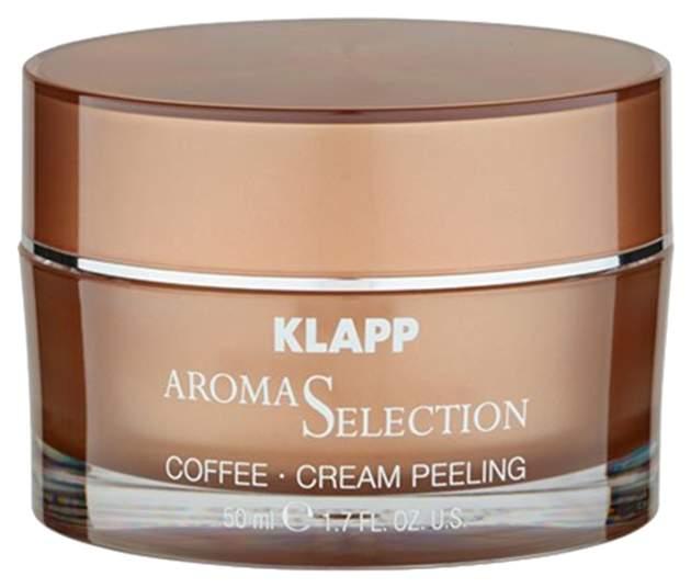 Скраб для лица Klapp Aroma selection Coffe-Crem Peeling
