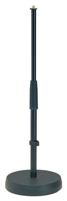 Напольная/настольная микрофонная стойка Konig&Meyer 23300-300-55 низкая Черный