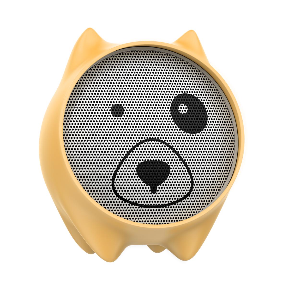 Беспроводная акустика Baseus Dogz E06 Yellow (NGE06-0Y)