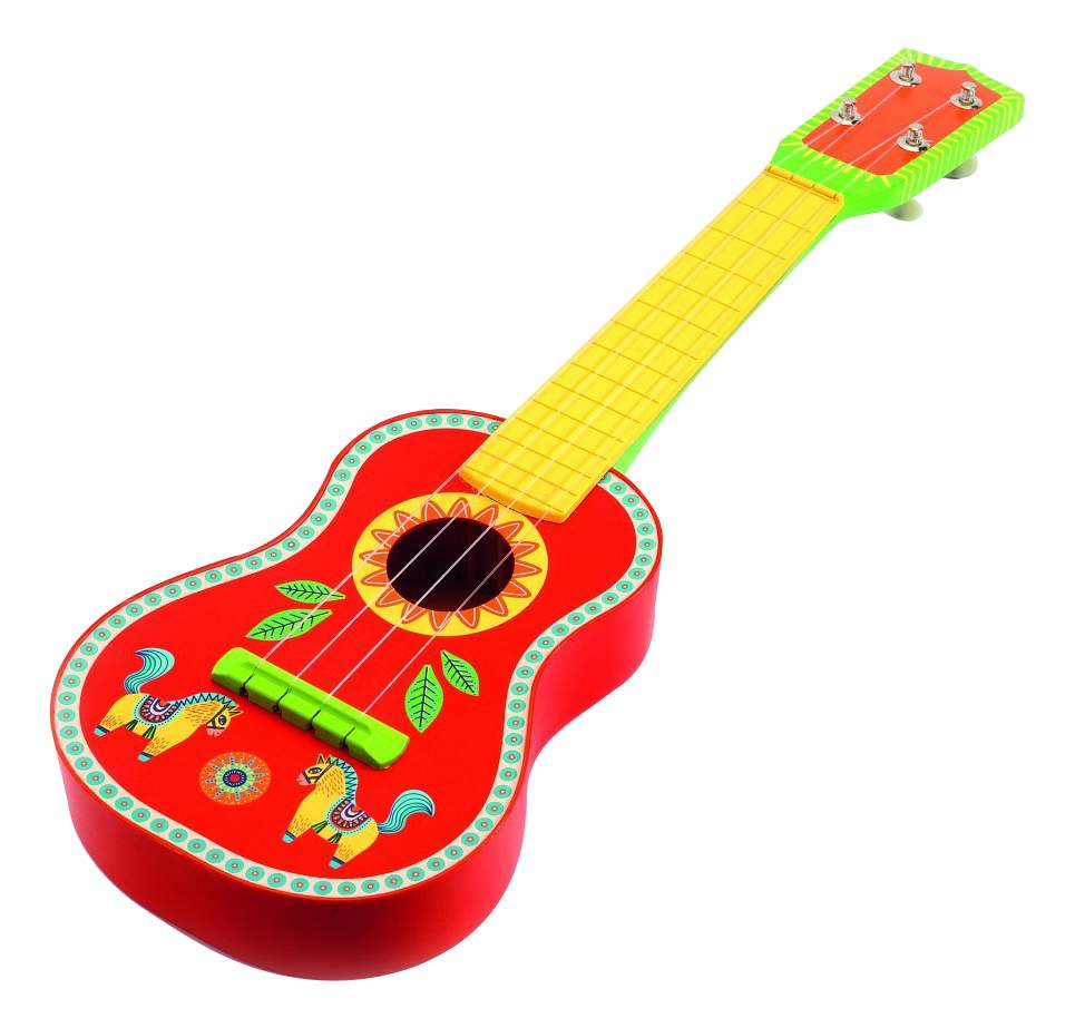 Музыкальная игрушка Djeco Гитара