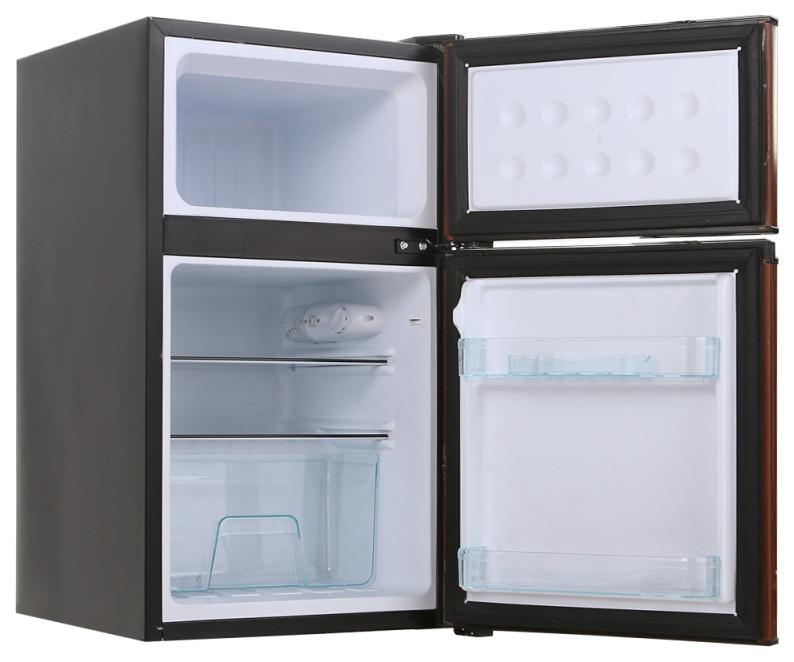Холодильник TESLER RCT-100 Brown
