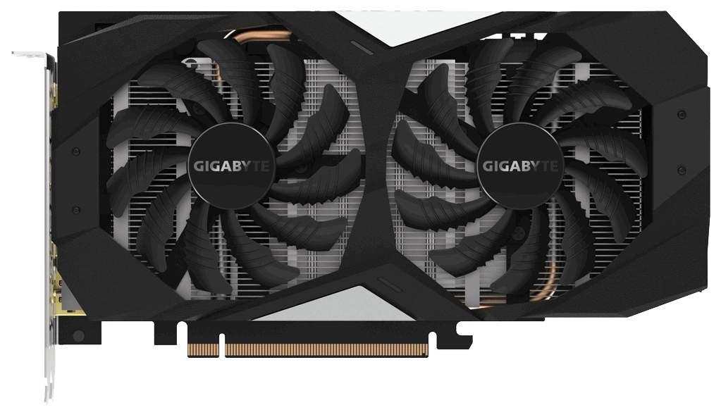 Видеокарта GIGABYTE GeForce GTX 1660 OC (GV-N1660OC-6GD)