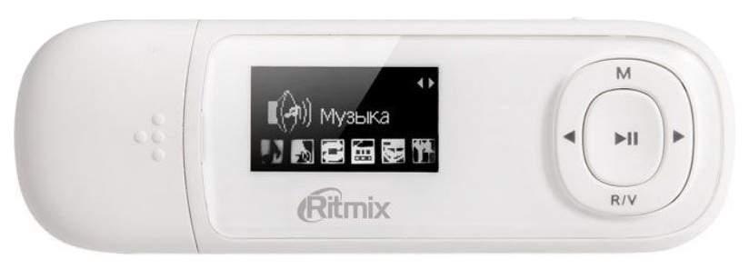 MP3-плеер Ritmix RF-3450 4GB White 15117438