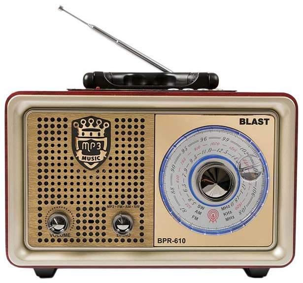 Радиоприемник Blast BPR-610 Cp