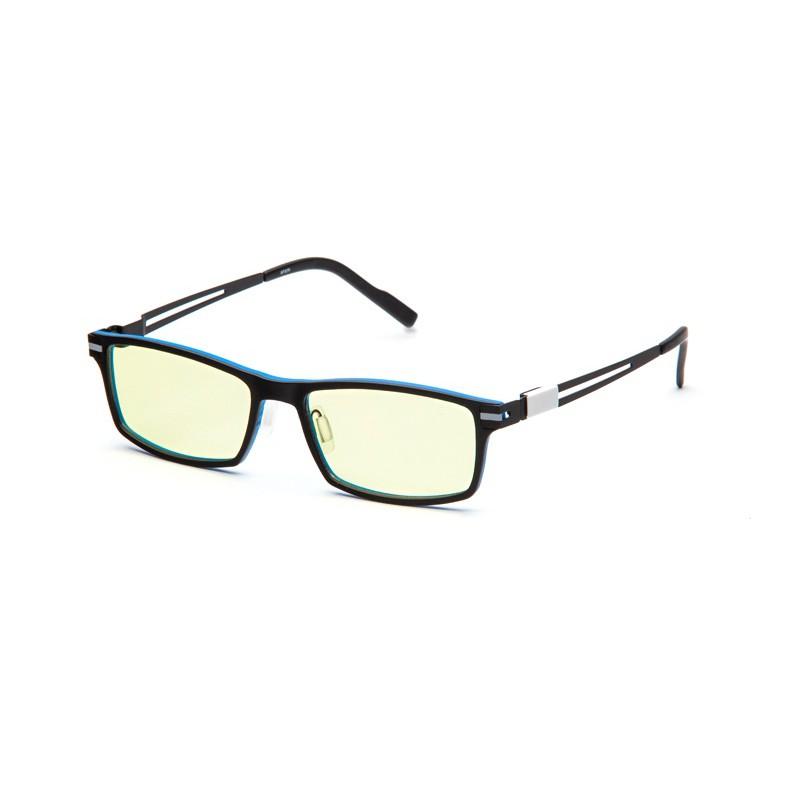 Очки для компьютера SP Glasses AF070 Black/Blue