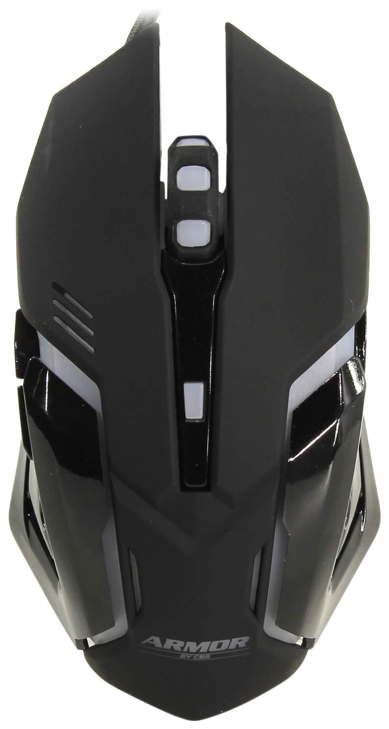 Игровая мышь CBR CM 853 Armor Black