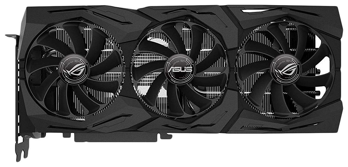 Видеокарта ASUS ROG Strix nVidia GeForce RTX 2080 (ROG-STRIX-RTX2080-A8G-GAMING)