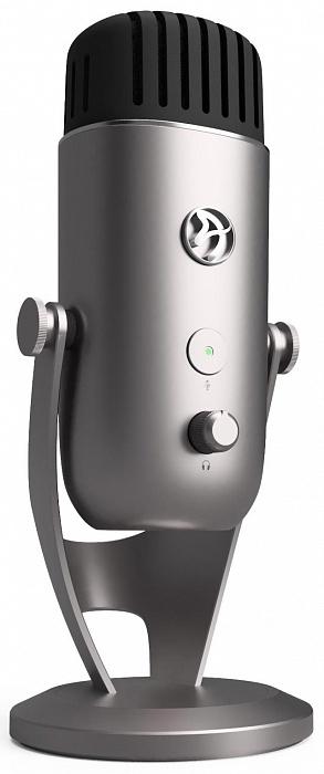 Микрофон для компьютера Arozzi COLONNA-SILVER