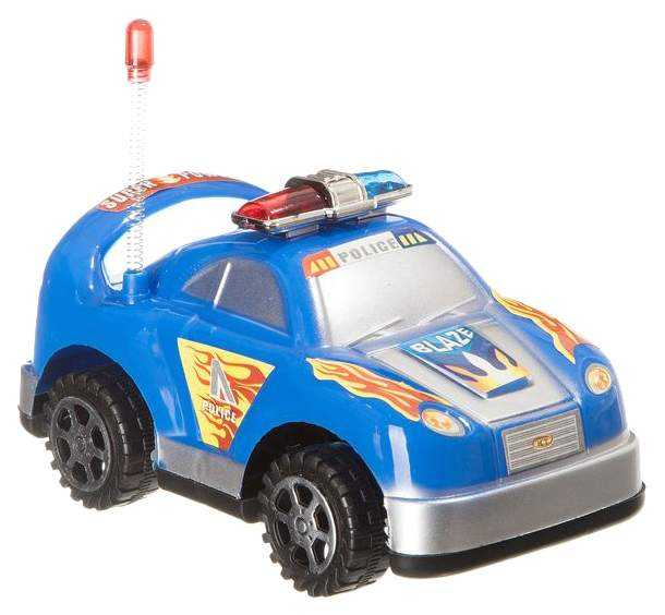 Инерционная полицейская машинка