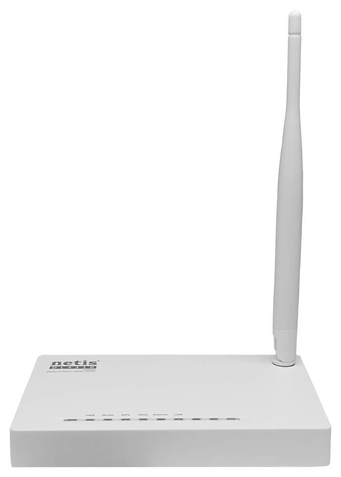 Маршрутизатор NETIS DL4310 Белый