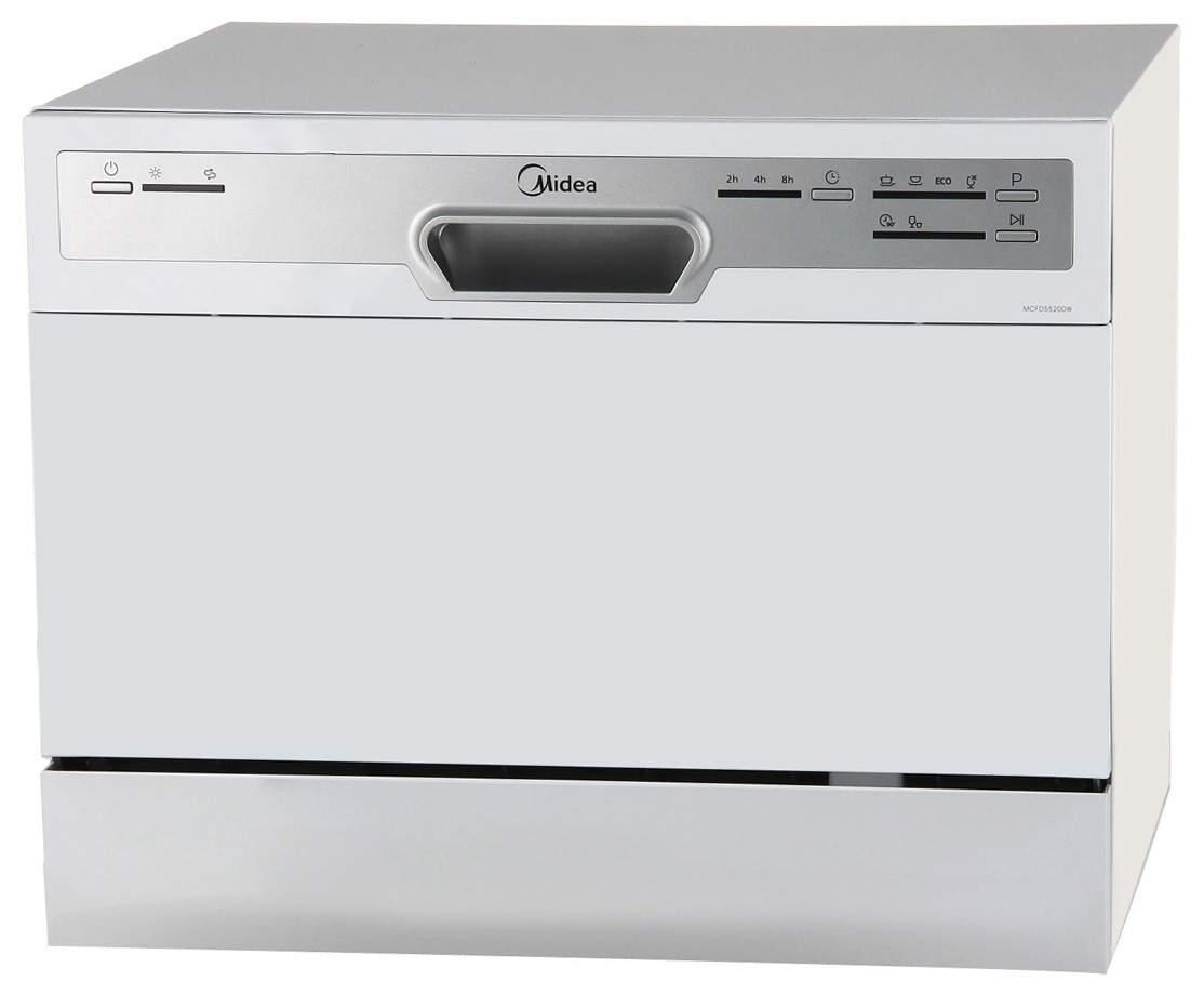 Посудомоечная машина компактная Midea MCFD55200W white