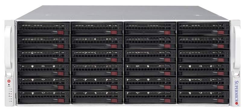 Серверная платформа Supermicro SSG-6048R-E1CR24N