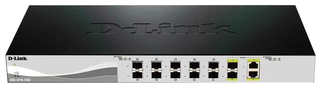 Коммутатор D-Link DXS-1210-12SC