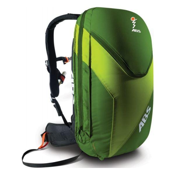 Лавинный рюкзак ABS Vario L зеленый, 18 л