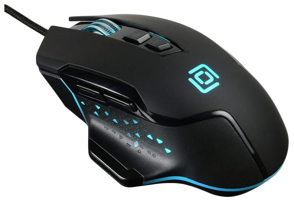 Игровая мышь OKLICK 945G REVENGE Black