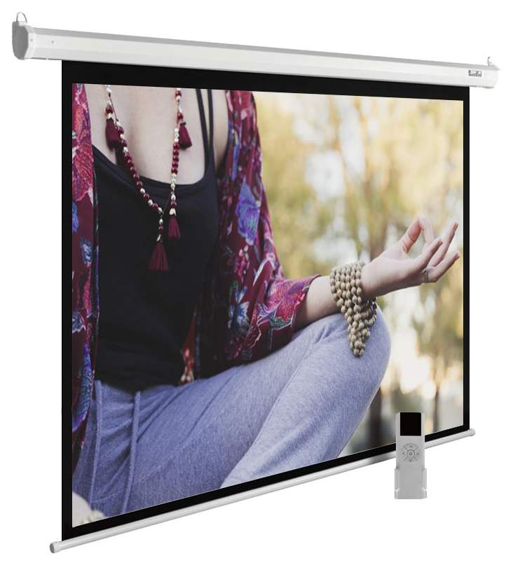 Экран для видеопроектора Cactus MotoExpert CS-PSME-280x210-WT