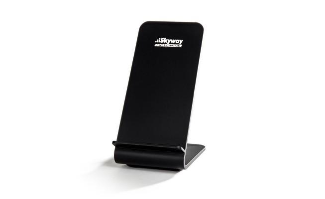 Беспроводное зарядное устройство Skyway Energy Fast Black