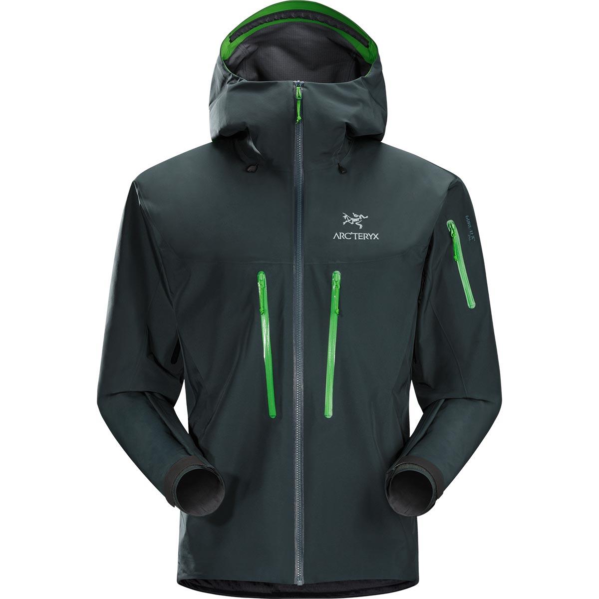 Куртка Arcteryx Alpha SV, odysseus, XL INT