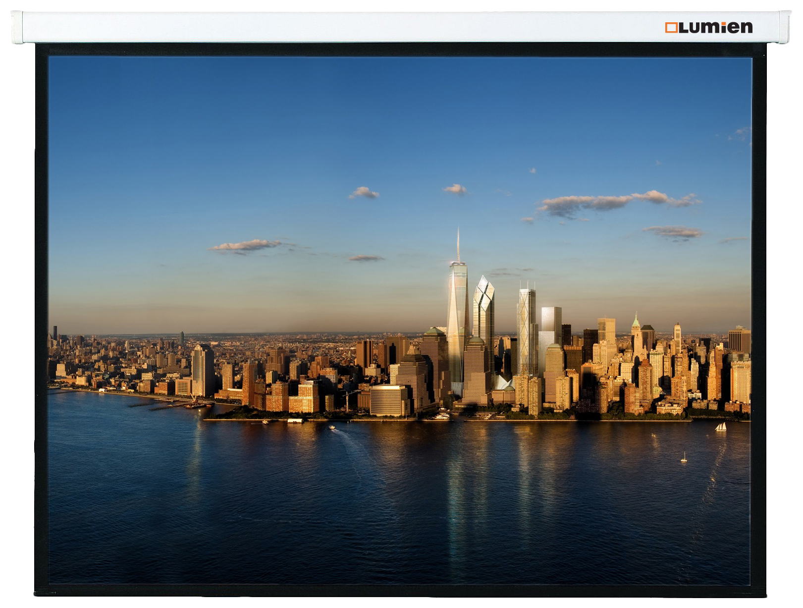 Экран для видеопроектора Lumien Master Picture LMP-100114