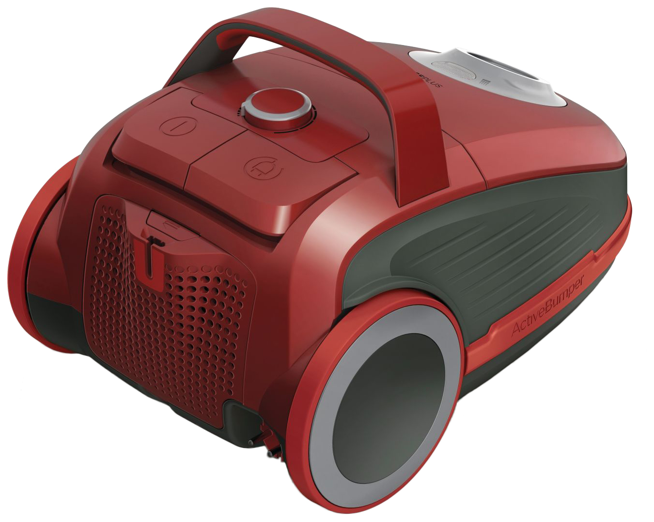 Пылесос Gorenje G Force Plus VC2321GPLRCY Red/Black