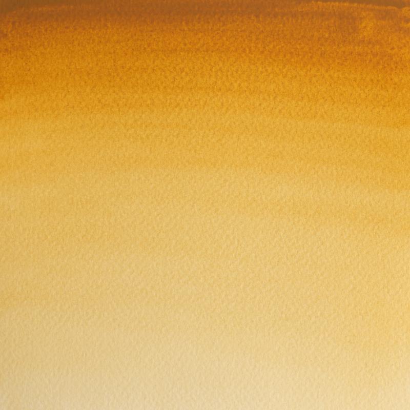 Акварель Winsor&Newton Artist's желтая охра 14 мл