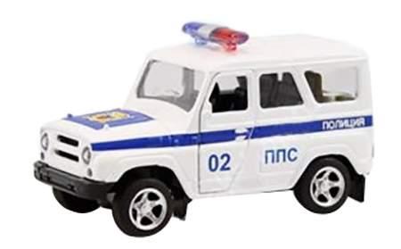 Машина спецслужбы Play Smart УАЗ Хантер