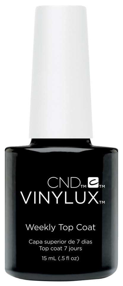Верхнее покрытие CND Vinylux Weekly Top Coat 15 мл
