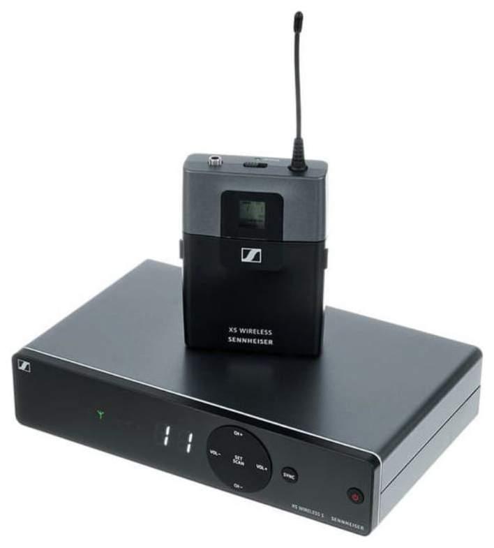 Радиосистема Sennheiser XSW 1-ME2-B