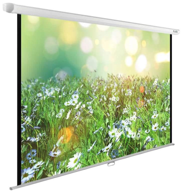 Экран для видеопроектора Cactus WallExpert CS-PSWE-200X200-WT