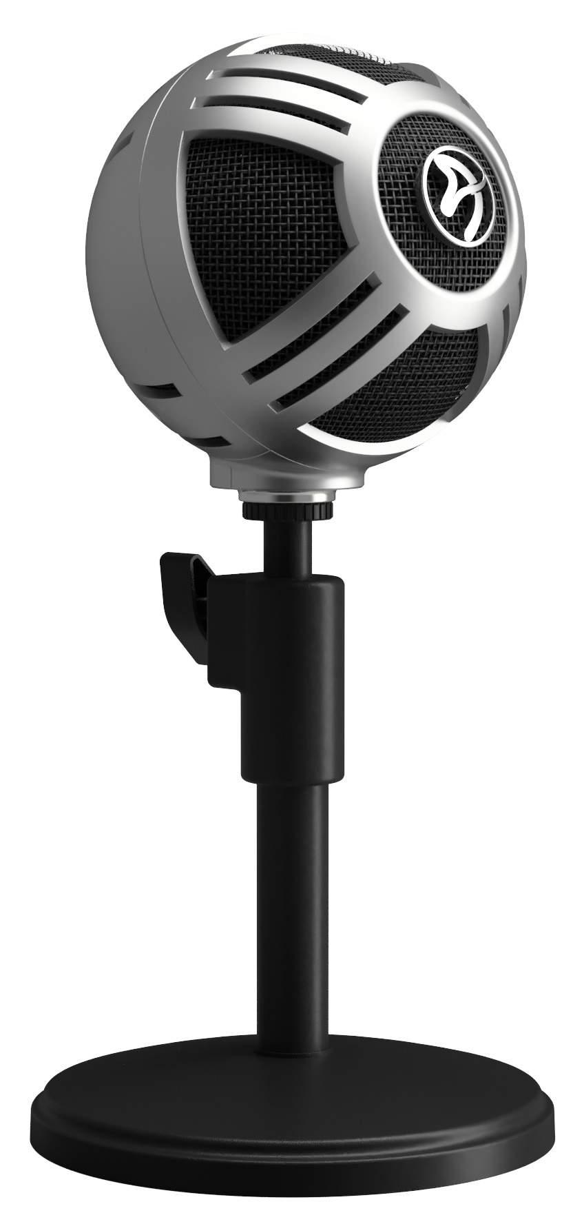 Микрофон для компьютера Arozzi SFERA-PRO-SILVER