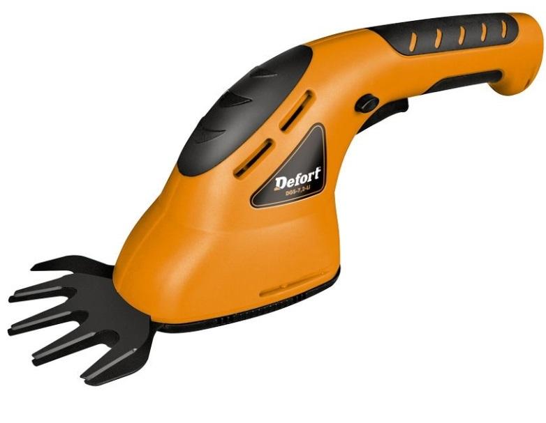 Аккумуляторные садовые ножницы Defort DGS-7,2-Li 98290790