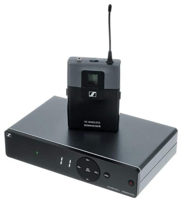 Радиосистема Sennheiser XSW 1-ME3-A