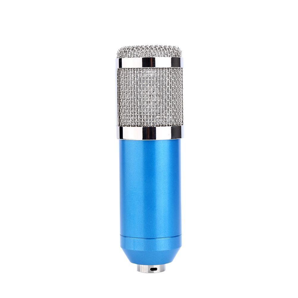 Микрофон 2emarket BM 800 Silver/Blue