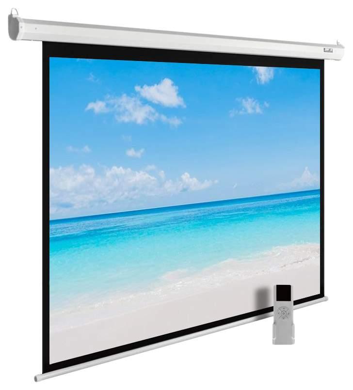 Экран для видеопроектора Cactus MotoExpert CS-PSME-300x225-WT