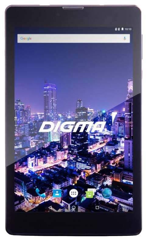 Планшет Digma Citi 7507 4G Black (CS7113PL)