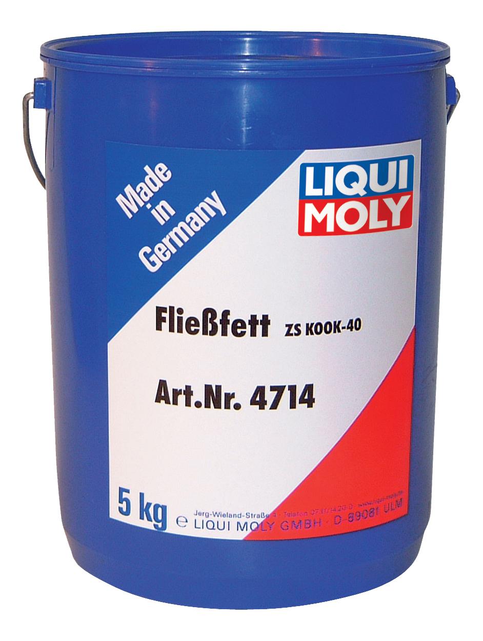 Консистентная смазка LIQUI MOLY Fliessfett ZS KOOK-40 (4714)