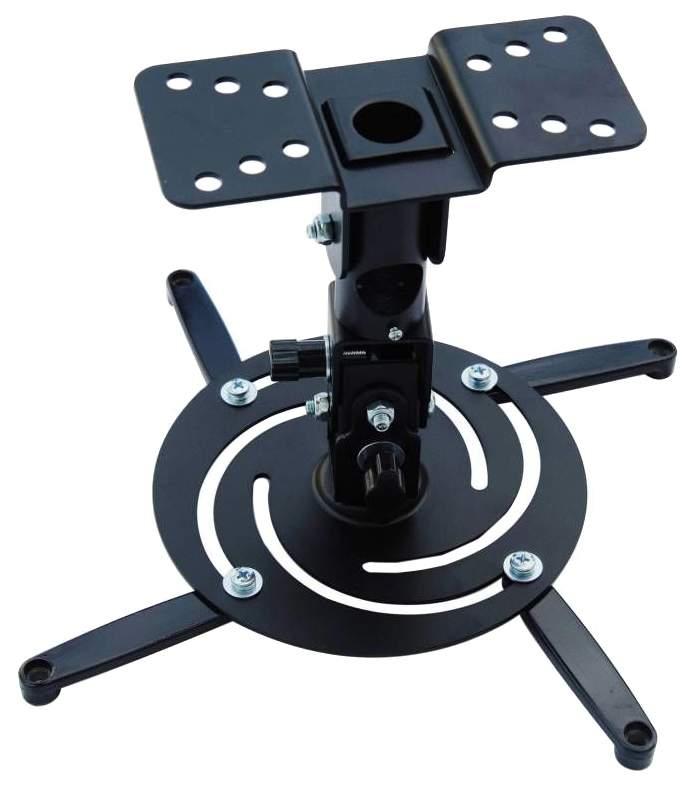 Кронштейн для видеопроектора CACTUS CS-VM-PR04-BK