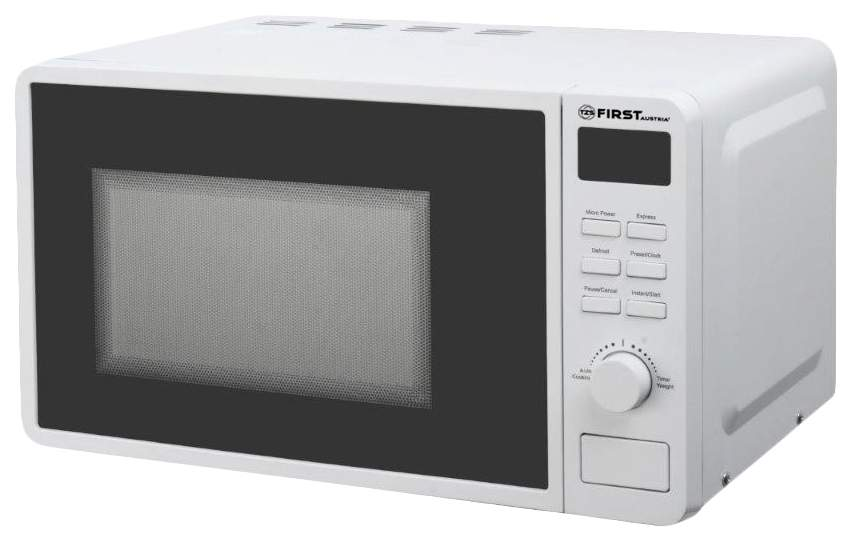 Микроволновая печь соло First FA-5003-20 white/black