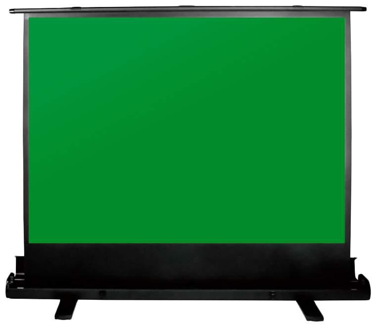 Экран для видеопроектора Cactus GreenFloorExpert CS-PSGFE-200X150