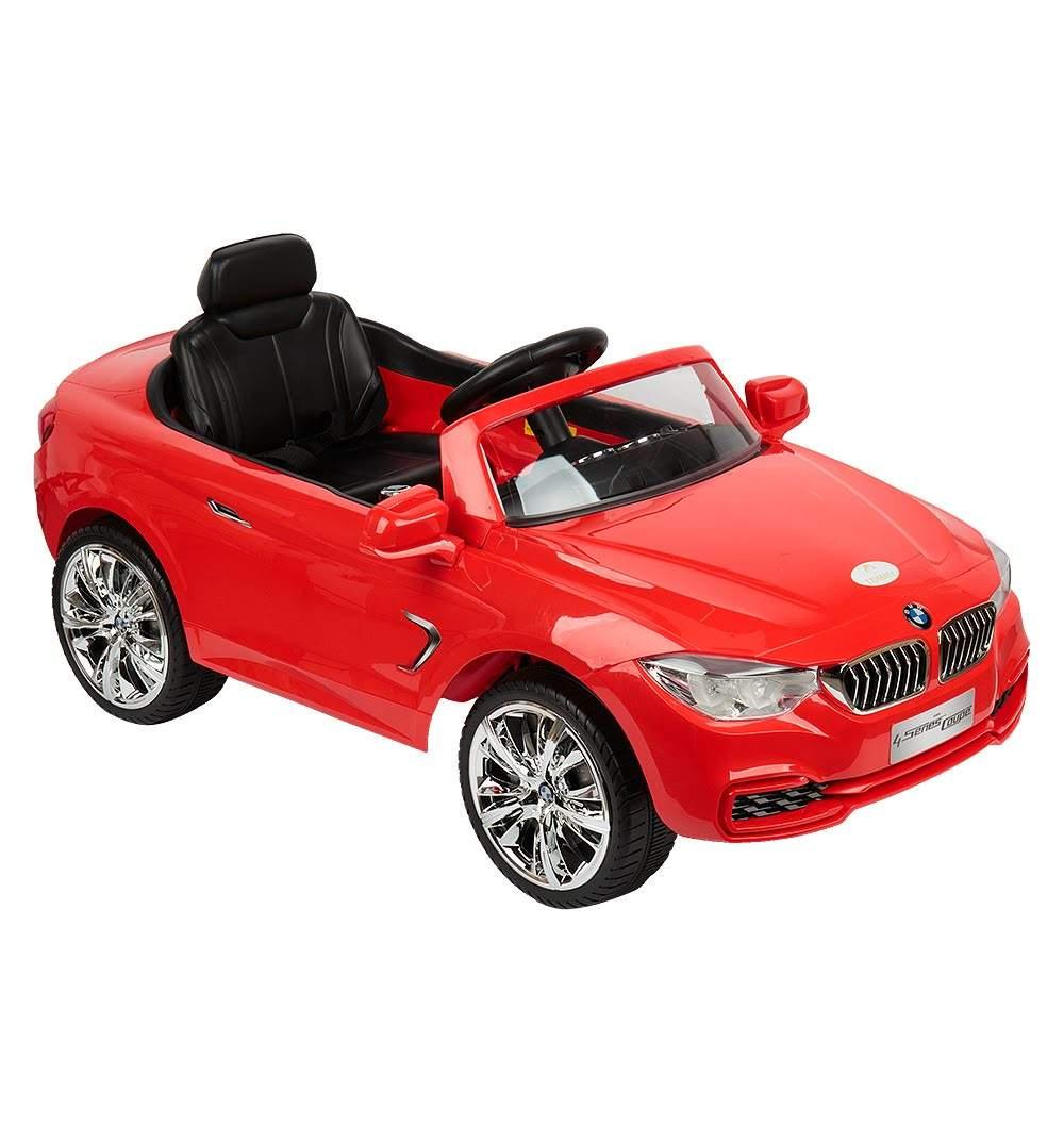 Электромобиль Tommy BMW-4 Series Coupe BW-2 (red/красный)