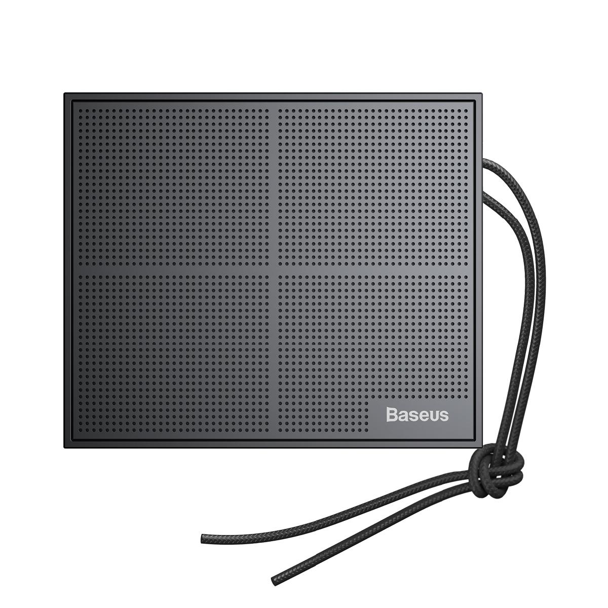 Беспроводная акустика Baseus Encok E05 Music-cube Black (NGE05-01)