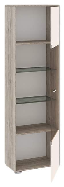 Платяной шкаф Трия TRI_42352 59,4х37х210,4, дуб верцаска