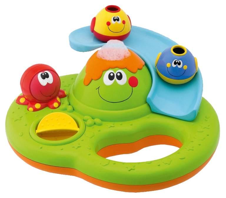 Игрушка для ванны Chicco Остров с пузырьками 70603
