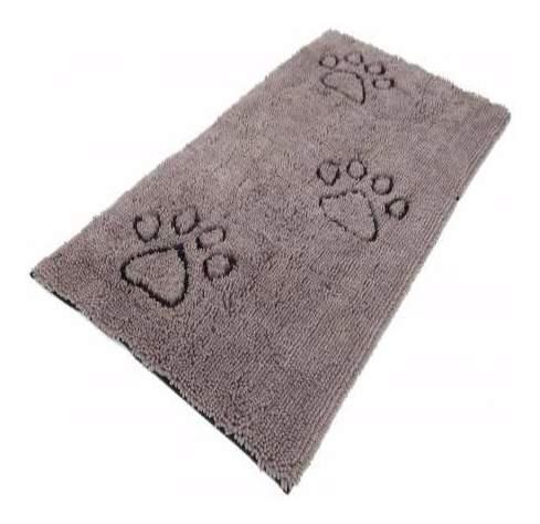 Коврик для животного Dog Gone Smart Doormat супервпитывающий размер M 51х79см серый